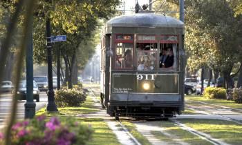 St. Charles Streetcar