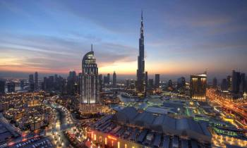 Dubai Skyline, Dubai
