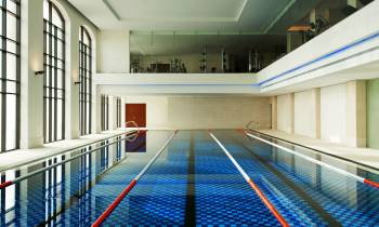 Athletic Club Lap Pool