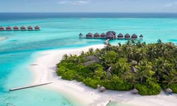 Water Bungalows, Anantara Spa, Maldives