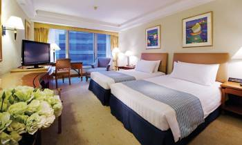Courtview Twin room