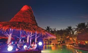 Loy Nam Poolside bar