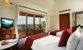 Deluxe Ocean View Villa