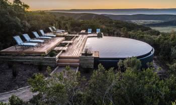 Kariega Ukhozi Lodge Swimming Pool