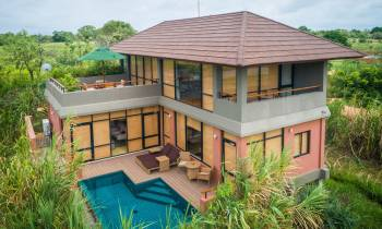 Duplex Villa with plunge pool, Water Garden, Sigiriya