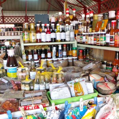 Markets in St George's