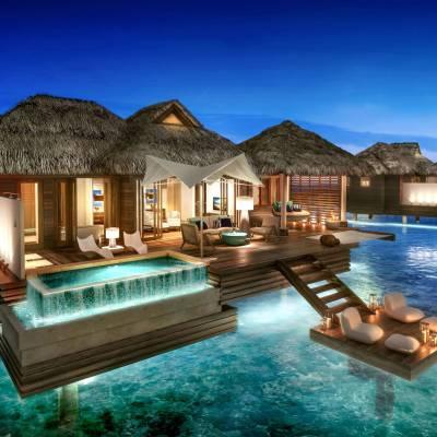 Over the Water Suites