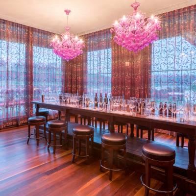 Wine Blending Room