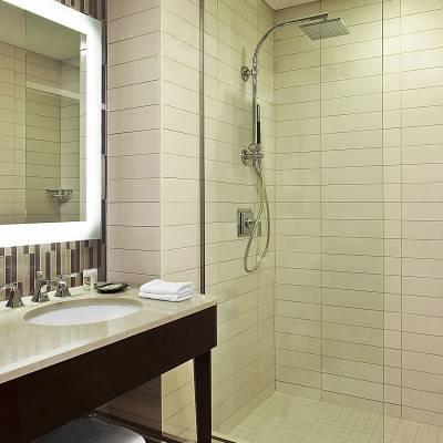 Heavenly Shower Bath