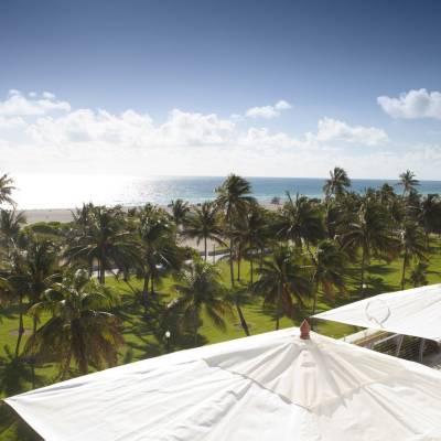 Beach Deck Ocean View