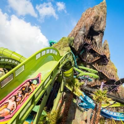 Krakatau™ Aqua Coaster