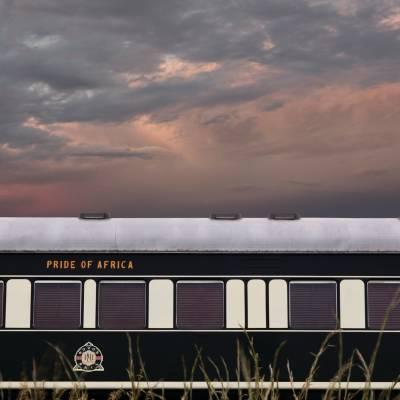 Rovos Rail Sunrise