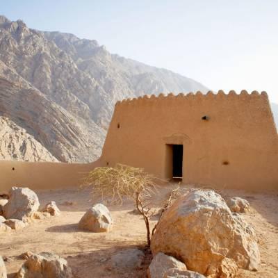 Dhaya Fort, Ras Al Khaimah