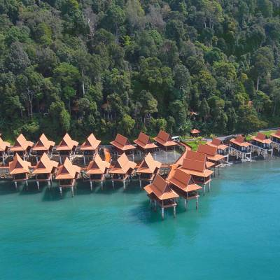 Water Chalets