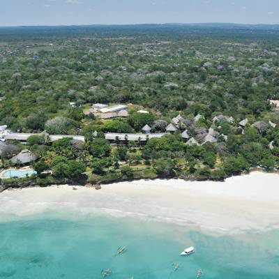 Diani coastline
