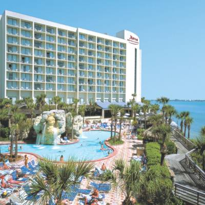 Clearwater Beach Marriott Suites on Sand Key