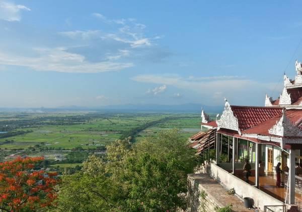 Shwe Kyin Monastery