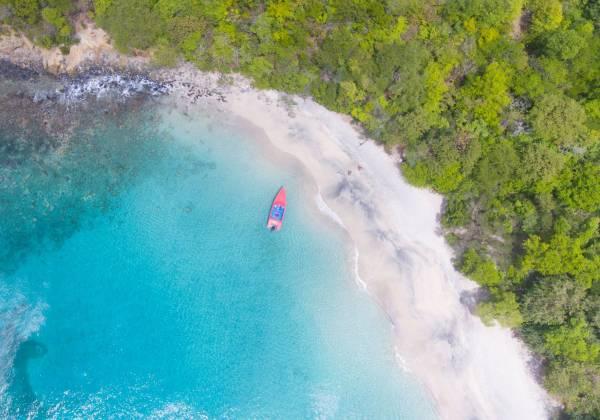 Beach Aerial View Cr Grenada TB