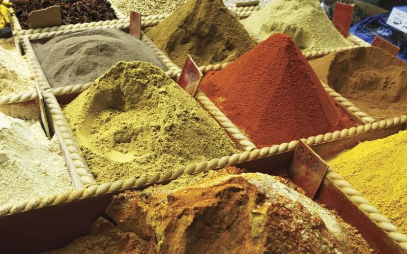 Local spices, Qatar