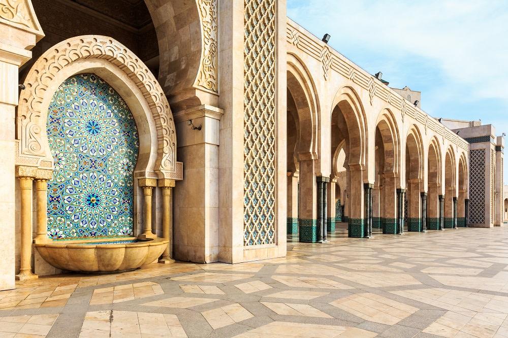 Hassan II Mosque of Casablanca