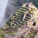 Breathtakingly beautiful: the ruins of Machu Picchu, Peru, South America