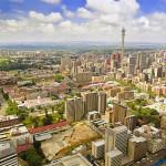 Johannesburg von oben