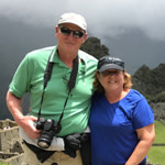 Enchanting Travels Guest - Traveled to Argentina, Ecuador/Galapagos, Peru