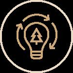 Eco Bulb Icon