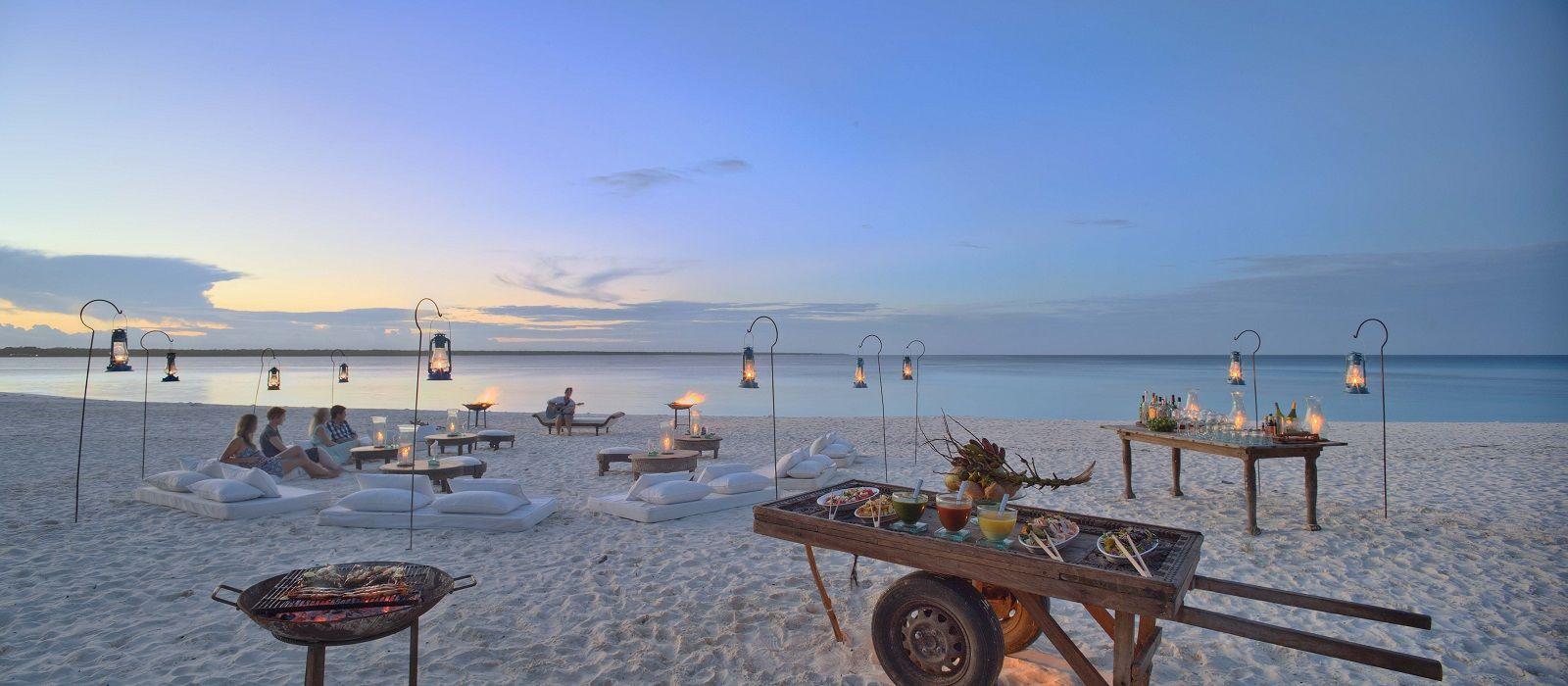 Mnemba Island Lodge Zanzibar Tanzania Tours