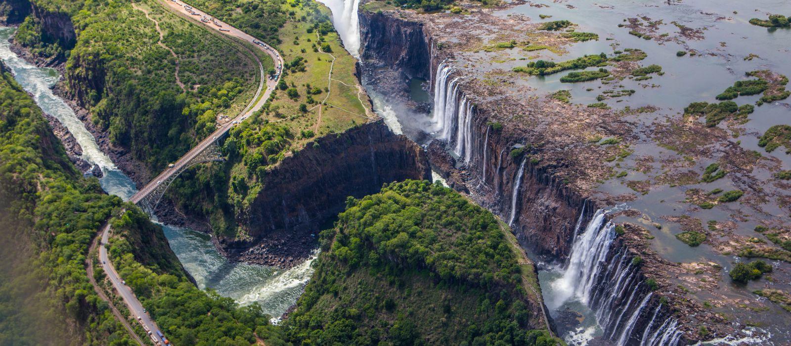 Zimbabwe Travel Package Victoria Falls Tour In Zimbabwe