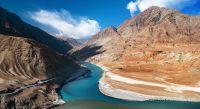Indus River Leh Ladakh