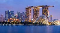 Enchanting Travels - Singapore Trips - Singapore City by night