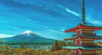 Best time to visit Japan - Enchanting Travels - Japan Tours - Mount Fuji