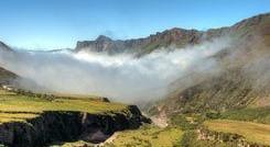 Schöne Landschaft in Argentinien