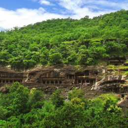 Ajanta Caves, Ancient Buddhist Temples