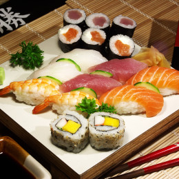 Japan's vibrant food culture makes it to our top 10 food destinations