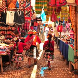 Andean culture - Peru