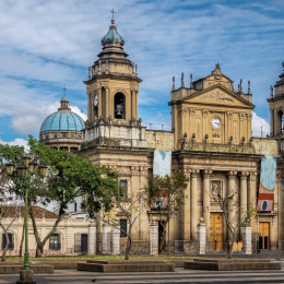 Enchanting Travels Guatemala Tours City Cathedral
