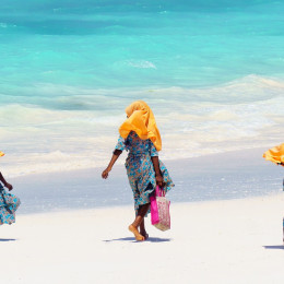 Stone Town -beach in Zanzibar