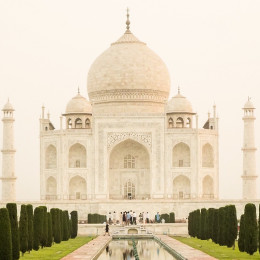 Taj Mahal - Things to do in North India