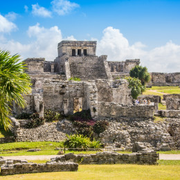 Tulum - Mexican history