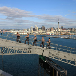 Enchanting Travels New Zealand Tours Auckland Auckland-Harbour-Bridge