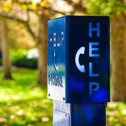 Helpline Symbol