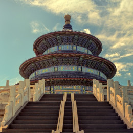Enchanting Travels China Tours Temple of Heaven. Beijing. China