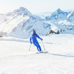 Skiiing in Europe - Best time to visit European Capitals