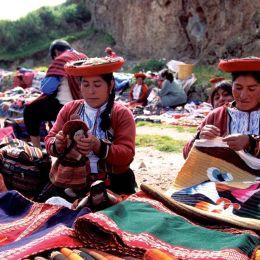 Andean cultures in Peru