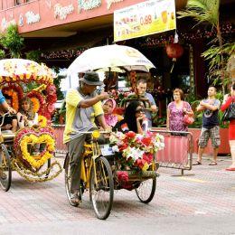 Enchanting Travels Asia Malaysia Malacca (Melaka) Beca Melaka