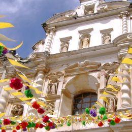 Culture in Guatemala - festival
