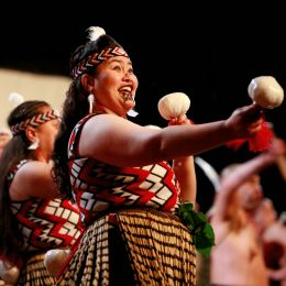 Enchanting Travels New Zealand tours New-Plymouth-Taranaki-James-Heremaia