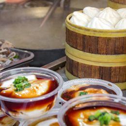 Cuisine in China - Beijing street food